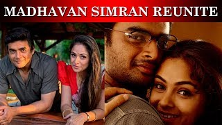 Madhavan Reunite With Simran After 17 Yrs – Fans Happy & Thrilled :D
