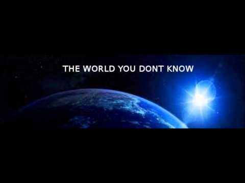 Alan James Open your mind Ireland Radio host on The world you dont know show