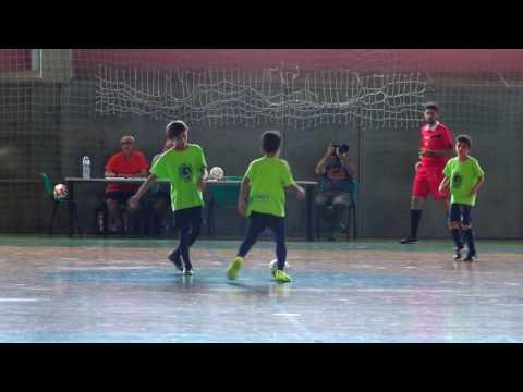 Futsal: AA Leça - AST Santo Tirso Benjamins Set 2016