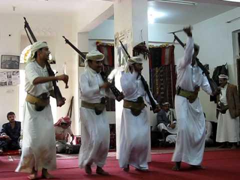 Jambiya Dance