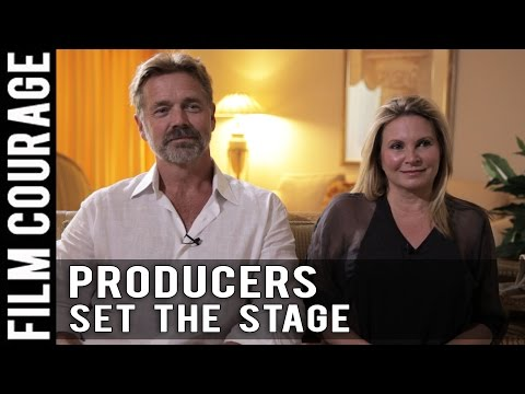 Behind Every Great Artist Is A Great Producer by John Schneider & Alicia Allain