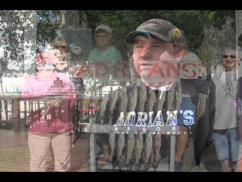 Adrians Resort: A Walleye Fisherman's Paradise!