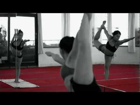 The New Red Room at Bikram's Yoga Metrotown
