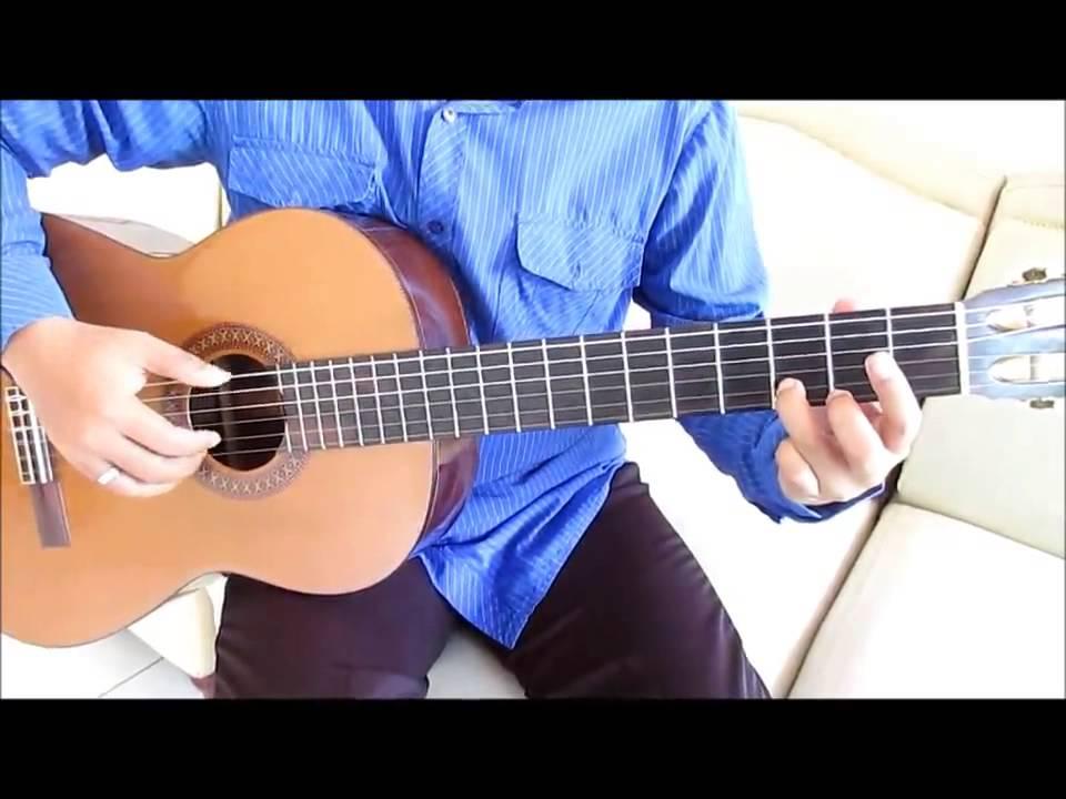 Belajar Kunci Gitar Gaby Tinggal Kenangan Intro - YouTube