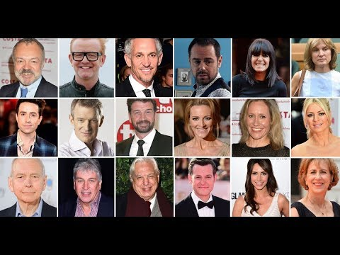 BBC star salaries revealed live Wages of top earners published revealing shocking pay gap between