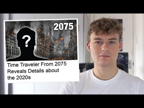 Did This 'Time Traveler' Accurately Predict 2020?