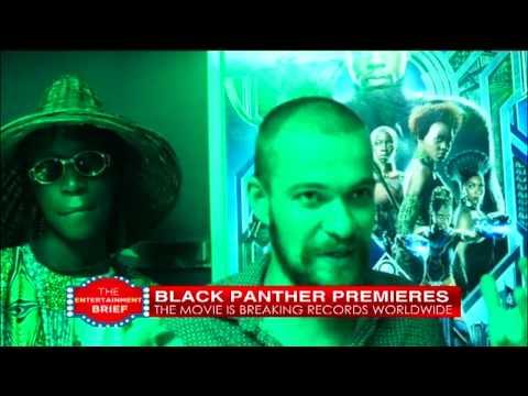 How Black Panther Nairobi premiere happened