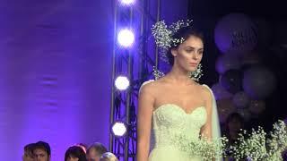 EXPO WFU 2018 : показ коллекций Ariamo Bridal, Eva Lendel и Vasylkov WeddingDresses