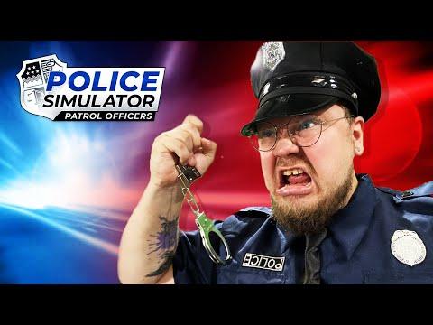 Für RECHT UND ORDNUNG in Spandau | Police Simulator: Patrol Officers