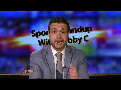 OPEN:  Sports Roundup W/ Bobby C