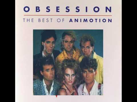 OBSESSION  ANIMOTION 80S No1 Top Chart