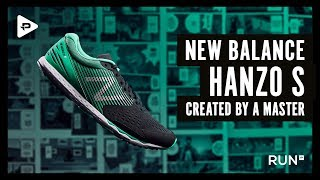 new balance hanzo homme