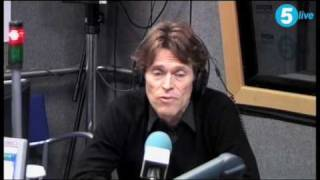 Mayo and Kermode discuss Antichrist with Willem Dafoe