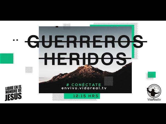 Guerreros heridos – 3r. servicio