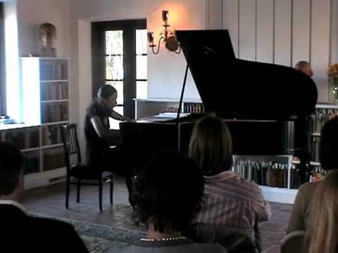 Susanne Kessel, Spring (The Seasons) - John Cage