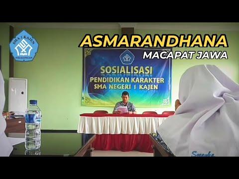Macapat Asmarandhana