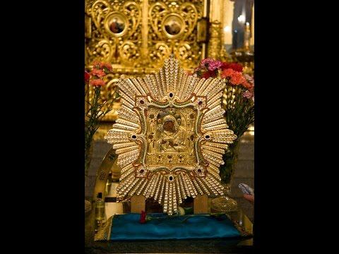Почаевская икона Божией Матери молитва