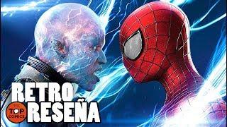 Retro Reseña: Amazing Spider Man 2 ¿La peor de Spidey?