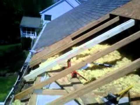 Rafter Repair Youtube
