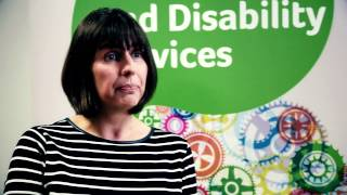 Disability Services at the University of Huddersfield thumbnail