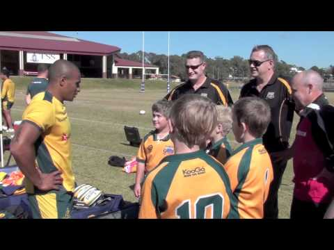 U10 Surfers Paradise Dolphins Rugby Team