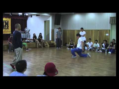 Korea Jeonju Groove Dance Party Vol.4 Quarter Final - Dancefloor vs Dynamite