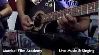 Learn Classical Singing, Guitar, Keyboard, Sound Recording, Editing in Mumbai Film Academy.