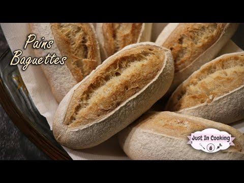 recette-des-petites-baguettes-de-pain-maison