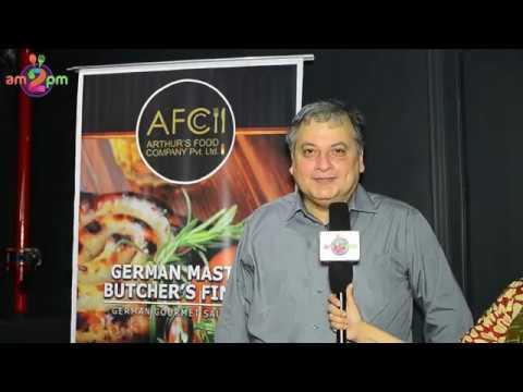 Arthur's Food Company – A Popular German Brand comes to Kolkata