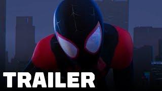 Spider-Man: Into the Spider-Verse Trailer #3 (2018) Shameik Moore, Jake Johnson