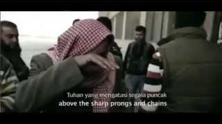 nasyid syam أبكي على شام الهوى lyrics