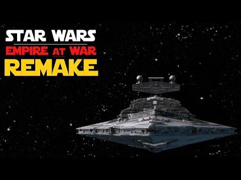 Empire at War Remake is Basically Star Wars: Empire at War 2