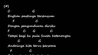Mencari Alasan Exist Chord lirik
