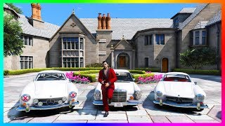 The FINAL GTA Game, Vinewood Mansions DLC Update, NEW GTA Online Vehicles Added & MORE! (GTA 5 QnA)