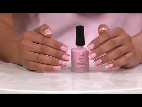 Julep Super-Size Nail & Cuticle Treatment 6-Pc Collection on QVC
