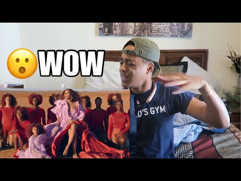 Beyonce - SPIRIT From Disney's The Lion King (Official Video) | REACTION