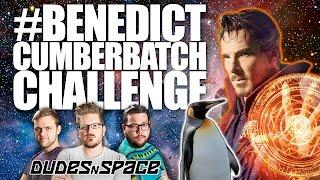 The Benedict Cumberbatch Challenge - ORIGINAL -  Tape Rip Off - Dudes N Space
