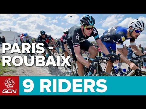 Paris - Roubaix 2017 9 Riders To Watch