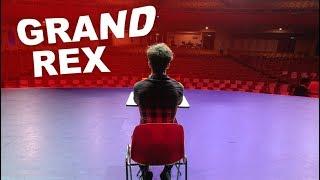 DONOVAN - PERDU DANS LE GRAND REX À 17 ANS