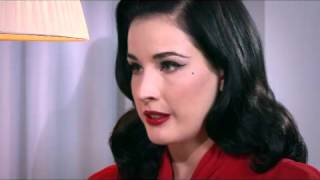 Dita Von Teese: 'You can't dictate to a woman what should make her feel sexy'