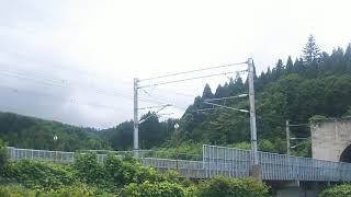 【令和初の夏休み】北海道新幹線 はやぶさ60号 東京行き E5系 2019.08.17