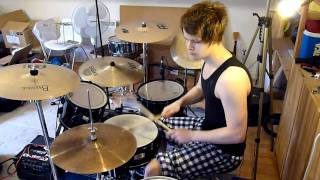 Seb Gee - Baha Men - Who Let The Dogs Out (Drum Cover)