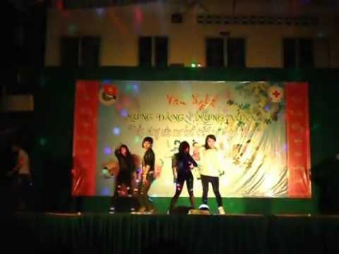 ZC4 biễu diễn tại THPT Phan Ngọc Hiển - Cần Thơ
