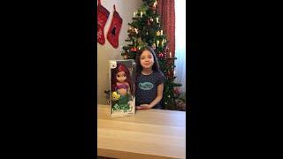 Disney Animators' Collection Ariel Doll-Обзор на куклу Дисней Русалочка Ариэль