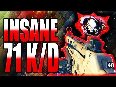 COD Black Ops 3 - INSANE 71 KD NUCLEAR! (COD BO3 Multiplayer Gameplay)