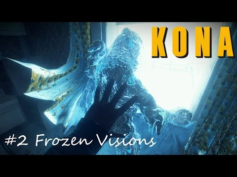 Kona | #2 Frozen Visions