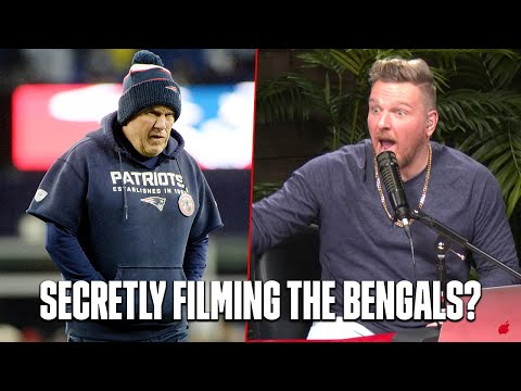 Pat McAfee Reacts To Patriots Cheating Scandal