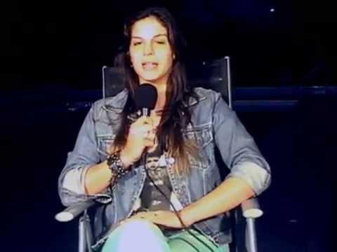 ZOOM NTVG Entrevista a La Reina Cecilia Comunales Preguntas de la 1 a la 4