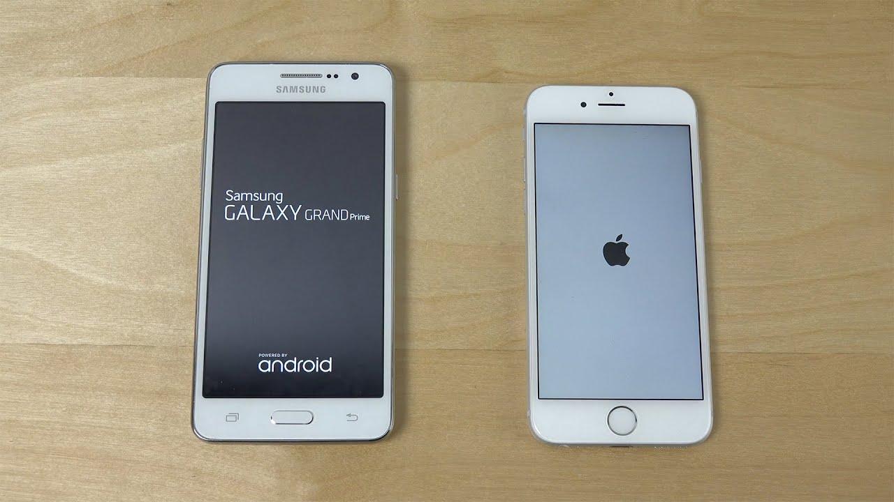 iphone 6 plus vs samsung galaxy grand prime