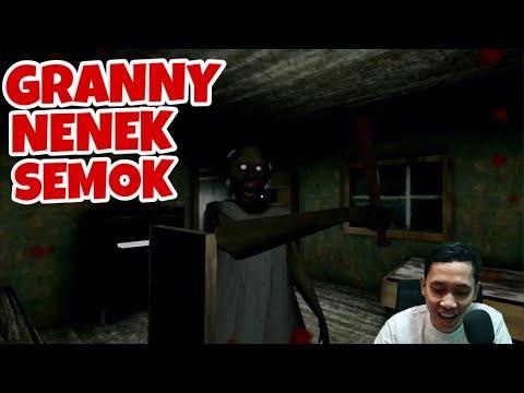 MAIN GAME HOROR DI RUMAH NENEK - GRANNY HORROR GAME INDONESIA